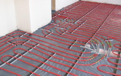 Pompy ciepła i ogrzewanie podłogowe
