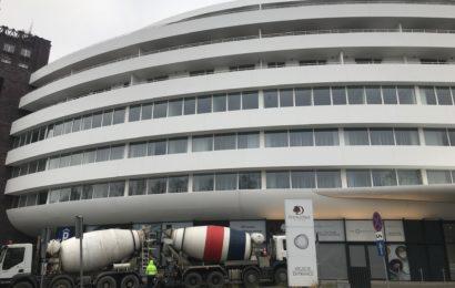 Wylewka anhydrytowa dla Casinos Poland – OVO Wrocław